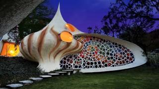 NAUTILUS HOUSE (la casa a forma di conchiglia)