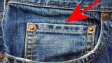 A cosa serve il mini taschino dei jeans?