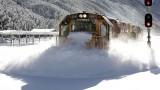 L'incredibile treno spazzaneve Kiwirail
