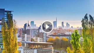Milano come non l'avete mai vista: ecco il video in Hyperlapse!