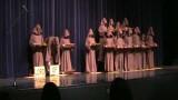 Monaci silenziosi cantano Halleluia