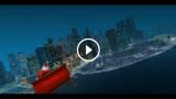 Fai un viaggio virtuale sulla slitta di Babbo Natale tra i grattacieli di New York!!