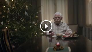 Lo spot di Natale: LA BUGIA DEL NONNO