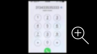 Quante volte vedi il numero TRE?