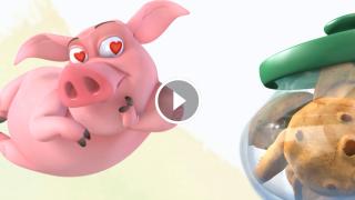 Il corto d'animazione più divertente di sempre: Ormie il Porcello