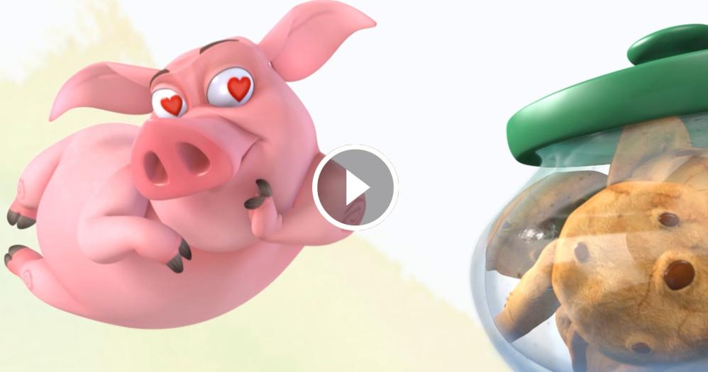 Il corto d animazione più divertente di sempre ormie