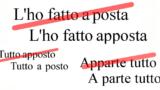 I 18 errori più comuni d'italiano