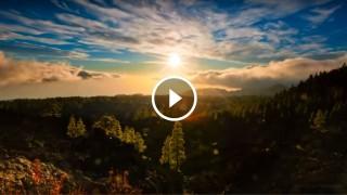 Un uomo ha filmato il Paradiso per 7 giorni. Da togliere il fiato.