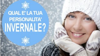 Qual è la tua personalità invernale?