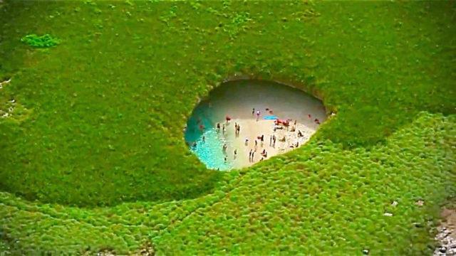 Playa Escondida: la spiaggia nascosta più bella del mondo!