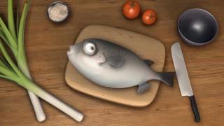 Povero pesce… :-(