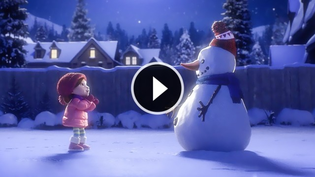 Un corto di Natale che narra di un'amicizia senza fine…