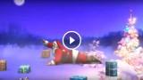 Babbo Natale e le renne dispettose