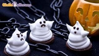 Ricetta per fare i Fantasmini di Halloween