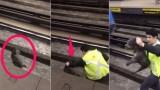Conducente ferma il metrò e diventa il nostro eroe !