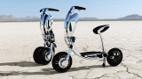 Lo scooter elettrico che si ripiega in 5 secondi