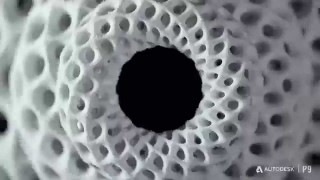 Sculture rotanti stroboscopiche
