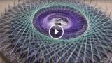 Creare i MANDALA con la tecnica dell'arte delle stringhe