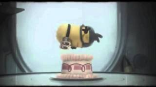 Tanti Auguri – Happy Birthday Minion !!!