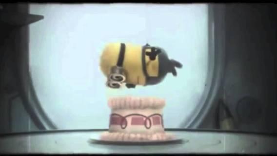 Tanti Auguri Happy Birthday Minion