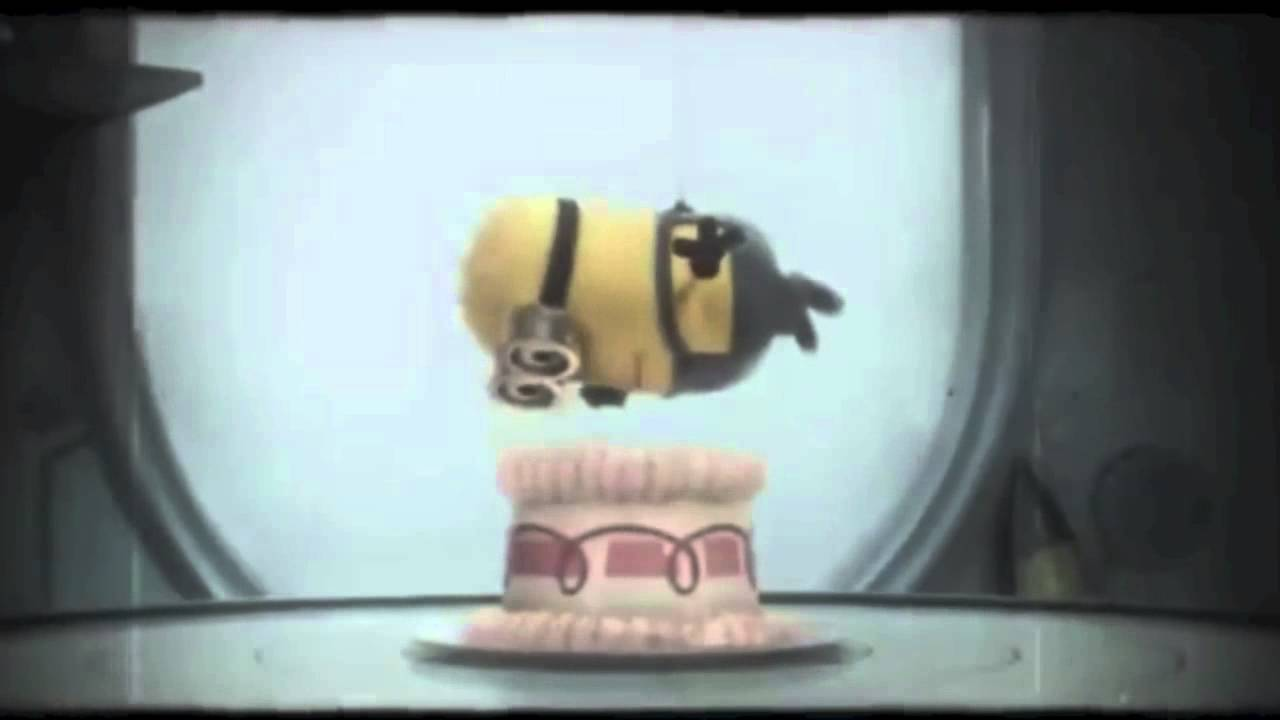 Tanti Auguri Happy Birthday Minion