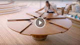 Il tavolo più costoso del mondo che sembra magico… Stupefacente!