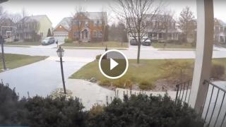 24 ore di neve in 60 secondi
