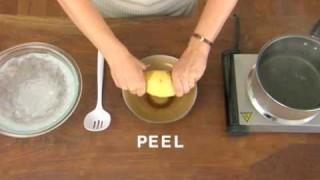 Trucco magico per sbucciare velocemente le patate lesse