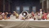 Come sarebbe stata l'ultima cena ai tempi dei Social?