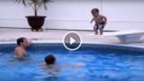 Compilation strepitosa di scivoloni dai trampolini