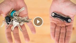 Riordina le Tue Chiavi, Evita Mazzi Ingombranti, Organizza la gestione delle chiavi