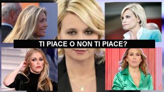 INDICE DI GRADIMENTO DELLE DONNE DELLA TV ITALIANA